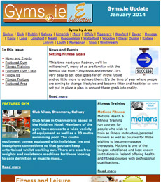 ebulletin design, emarketing in Galway and Ireland